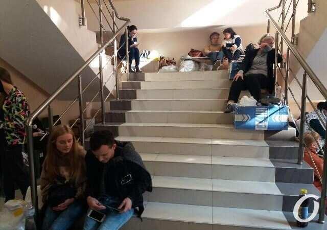 Подсчет голосов в Одессе: внезапно умер член избирательной комиссии