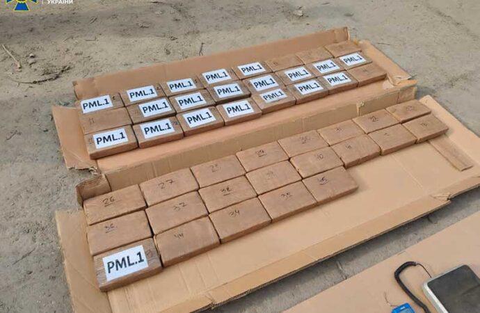 Из порта «Южного» в Одессу прибыл контейнер с кокаином