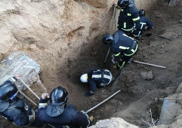 Трагедия на одесской стройке: обвалившийся котлован похоронил заживо двух рабочих