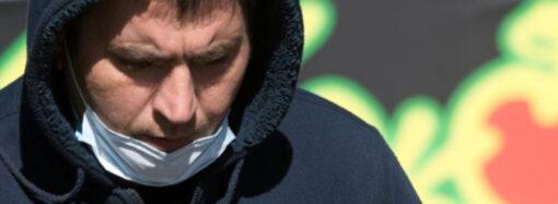 Украинцев могут начать штрафовать за маски на подбородках