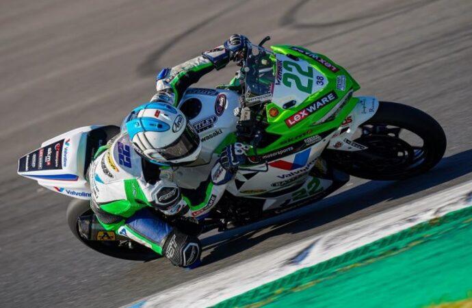 Мотогонщик из Одессы занял 1-е место на чемпионате мира в Португалии (фото)