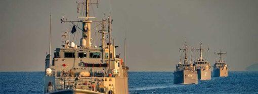 В Черное море вошли тральщики НАТО – могут зайти в Одессу
