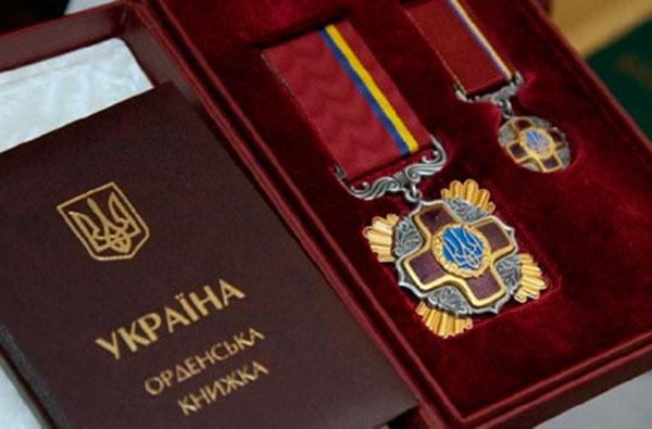 Одесский детский врач получил орден из рук Зеленского