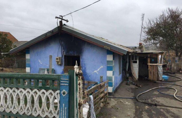 Маленькие дети погибли в пожаре в Одесской области