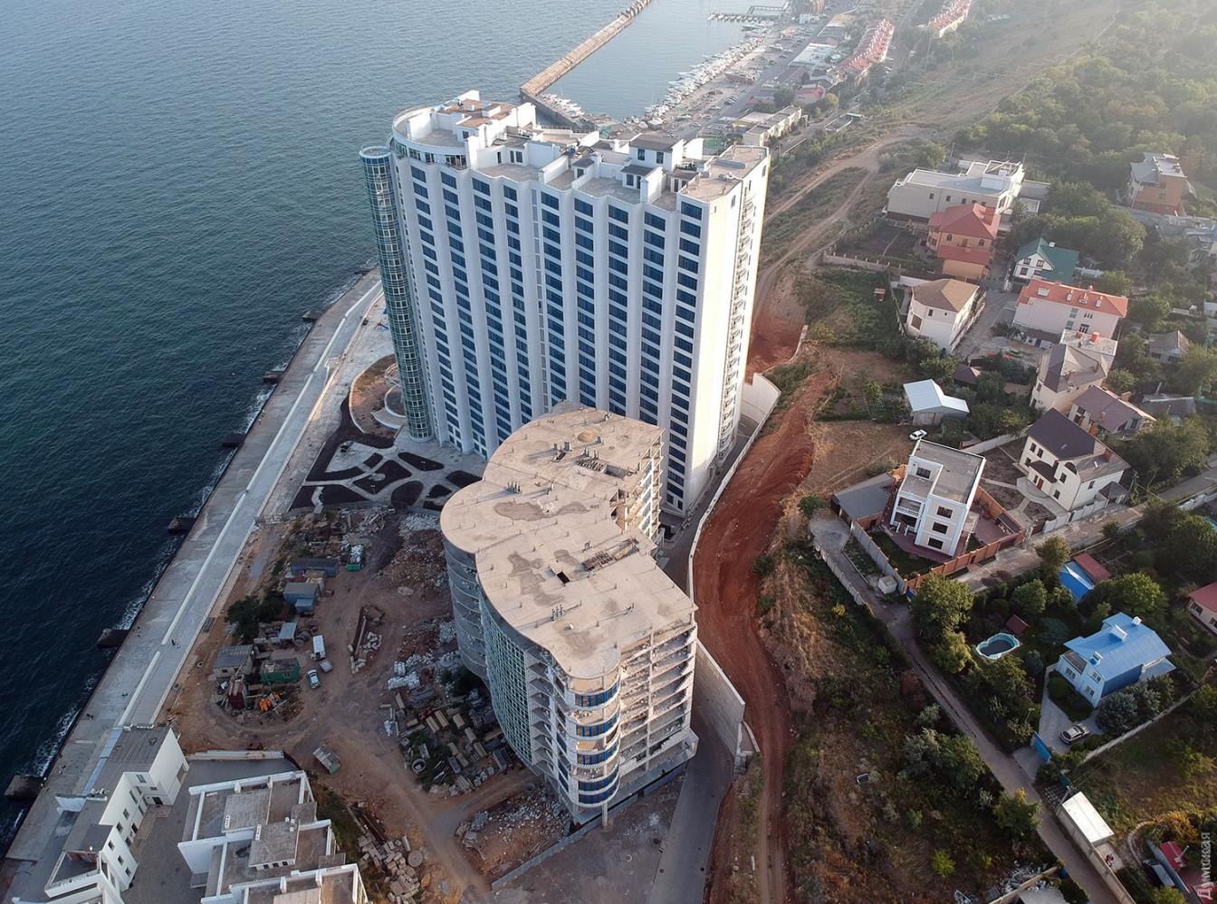Олег Филимонов владеет недвижимостью в жилкомплексе «Морская симфония»