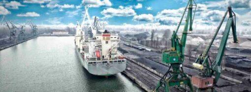 В Одессе могут построить новый порт, – Зеленский