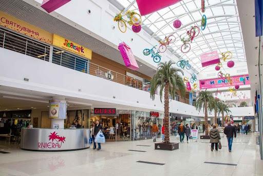 В одесской «Ривьере» закрыли магазины и развлекательные заведения