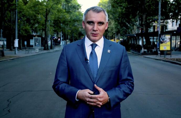 Мэр Николаева заразился коронавирусом