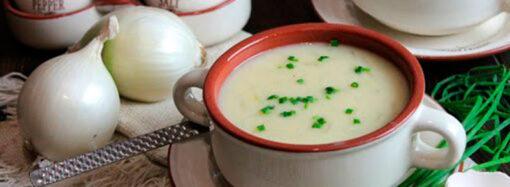 Два рецепта лукового супа от «Одесской жизни»
