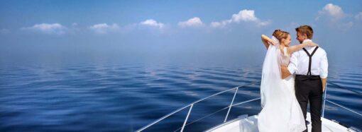 Праздник в море: камерная свадьба на яхте