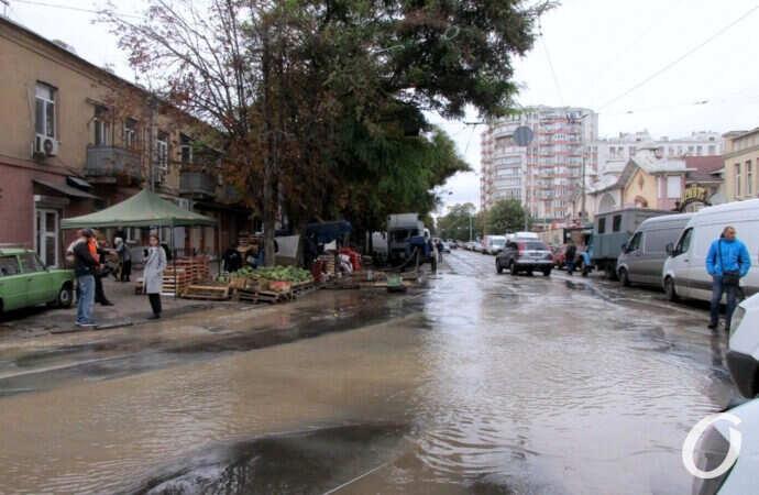 Главные новости Одессы 2 ноября: старт отопительного сезона и «фонтанчик» близ Привоза
