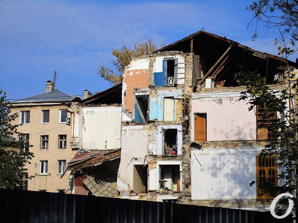 дом на Торговой в Одессе
