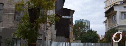 Одесская мэрия: обвалившийся дом на Ясной готов к заселению