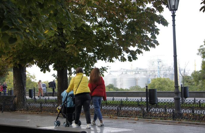 Погода в Одессе: синоптики обещают еще один теплый ноябрьский день