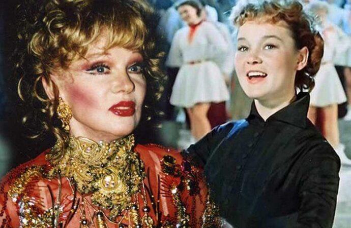 Людмила Гурченко: символ эпохи советского кинематографа