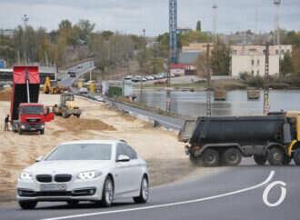 Недострой под Одессой: что с мостом через Сухой лиман? (фото)