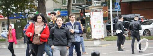 Одесситы часто игнорируют правила дорожного движения (фото)
