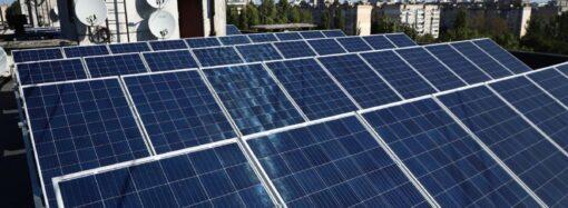 Солнечные батареи на крышах высоток: выгодно ли одесситам участие в проекте «Солнечный город»?