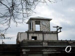 Черноморка, здание бывшей лодочной станции