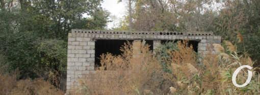 Одесский Люстдорф: что осталось на память о старом санатории? (фото)