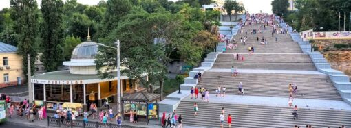 Как пройти на морвокзал после спуска на фуникулере или Потемкинской лестнице?