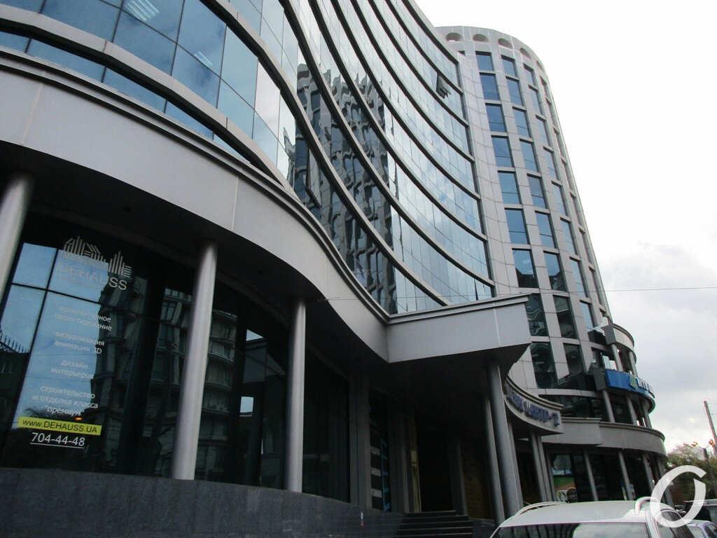 Польский спуск, бизнес-центр