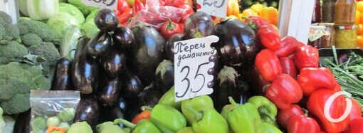 Одесский Новый рынок: карантинные «новшества» и цены на дары лета (фото)