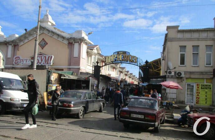 Карантин выходного дня в Одессе: работает ли Привоз? (фото)