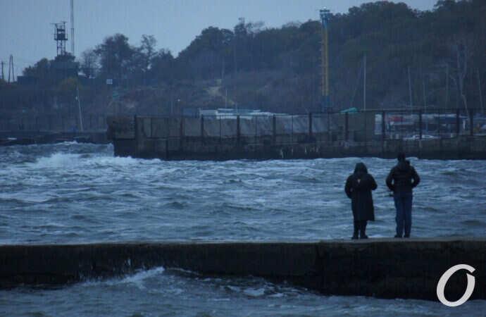 Одесса в ноябре: фоторепортаж с черноморского побережья