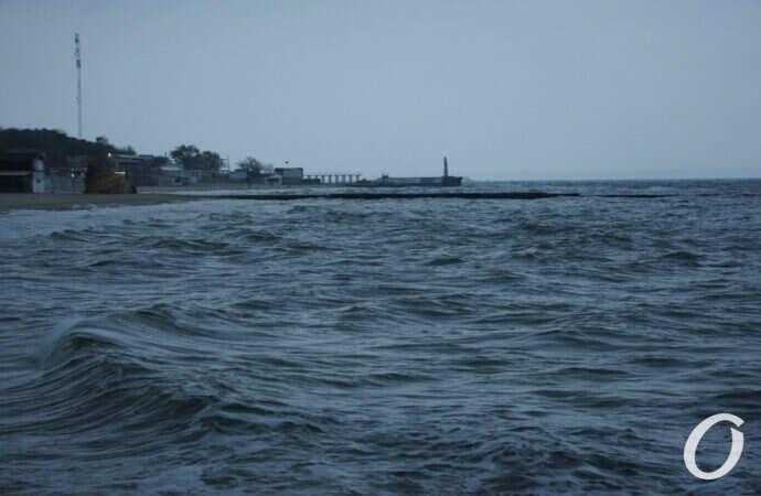 Температура морской воды в Одессе 3 июня: стало ли теплее после дождя?