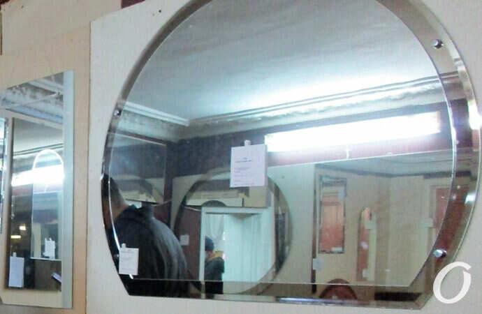 Одесский зеркальный завод – в зеркале истории (фото)