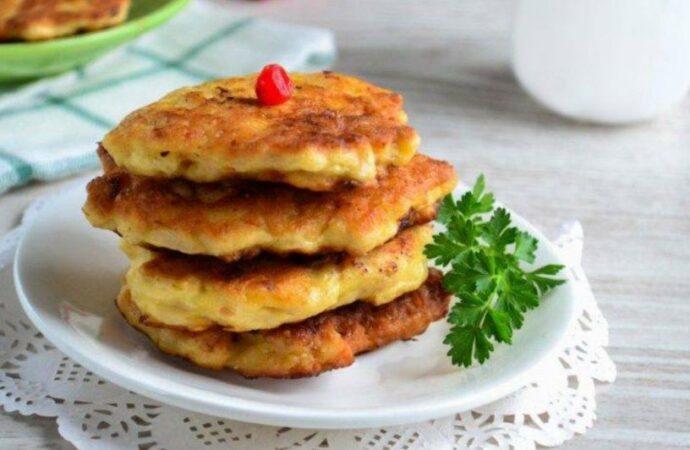 Вкусно с «Одесской жизнью»: два рецепта овощных оладьев