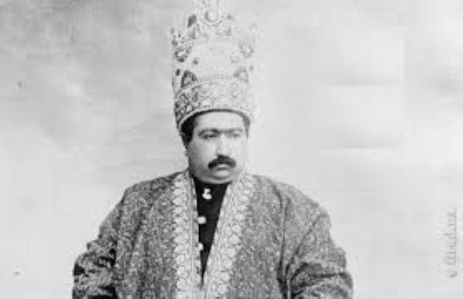 персидский шах моххамед али