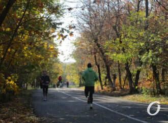 Одесская Трасса здоровья от Ланжерона до Аркадии: дышим-гуляем, строим-укрепляем (фоторепортаж)