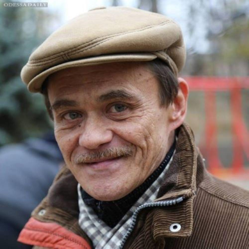 Юрий Никитин активист