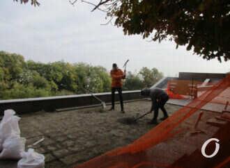 В Одессе начались раскопки Хаджибейского замка на Приморском бульваре (фото)