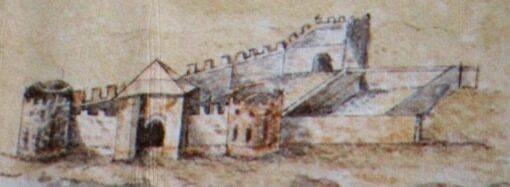 Как был обнаружен Хаджибейский замок в Одессе?