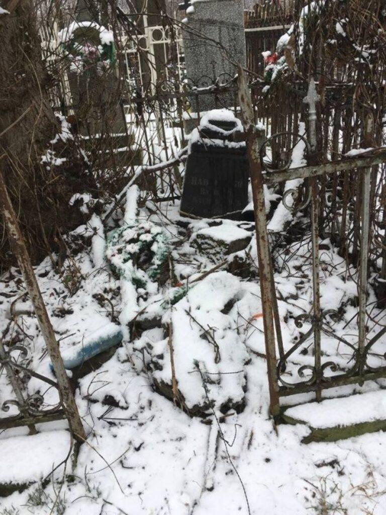 могила василия навроцкого