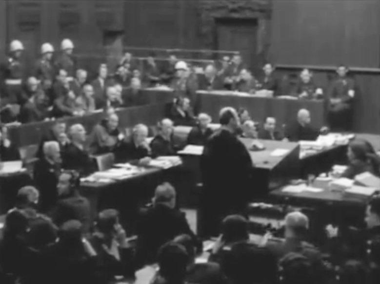 «Нюрнбергский процесс. Без права на помилование»