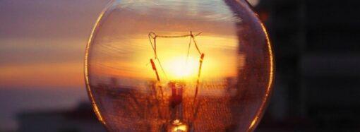 Отключение света в Одессе: где не будет электроснабжения 24 ноября