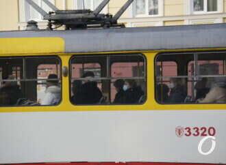 Главные события Одессы 18 января: коварный лед и «трамвайный» инцидент