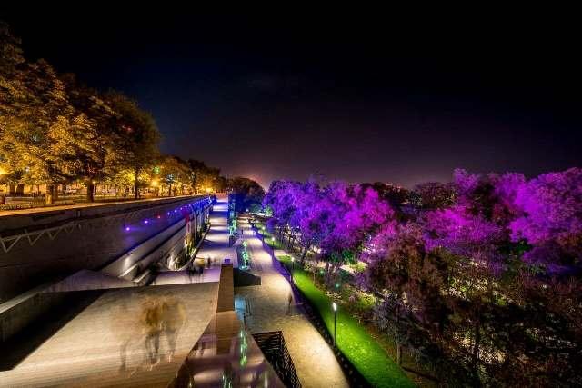 Греческий парк в Одессе получил европейскую награду