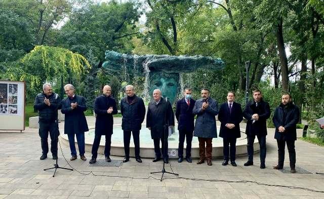 Греческий парк в Одессе