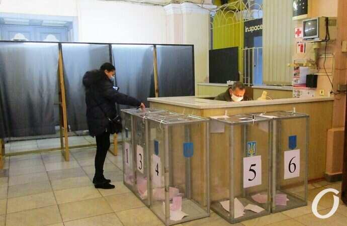 Как Одесса выбирает мэра – фото