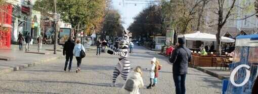 Карантин выходного дня в центре Одессы: открыто, закрыто, закрыто, но открыто (фото)