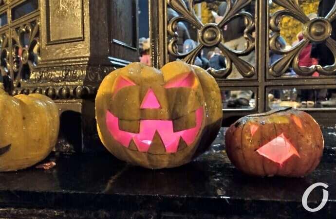 Как в Одессе отпраздновали Хеллоуин – фоторепортаж