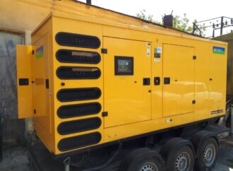 «Инфоксводоканал» использовал современные генераторы для предотвращения экологической катастрофы