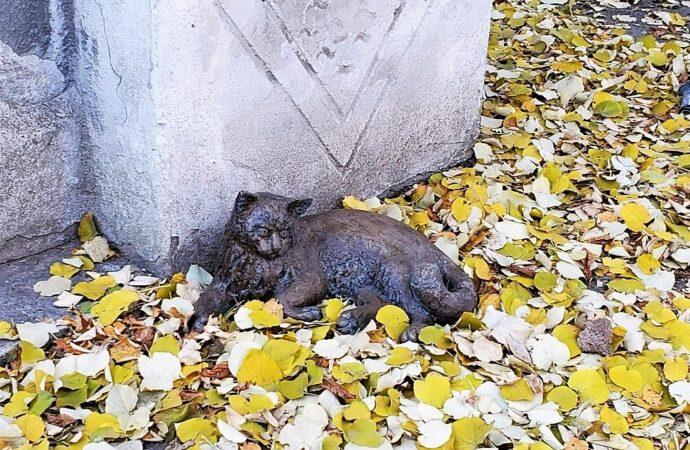 В одесский Замок Монстров вернулся символ стойкости (фото)