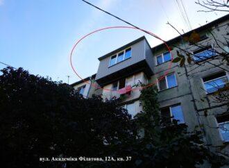 Нахалстрои Одессы: сколько мэрия насчитала за неделю?