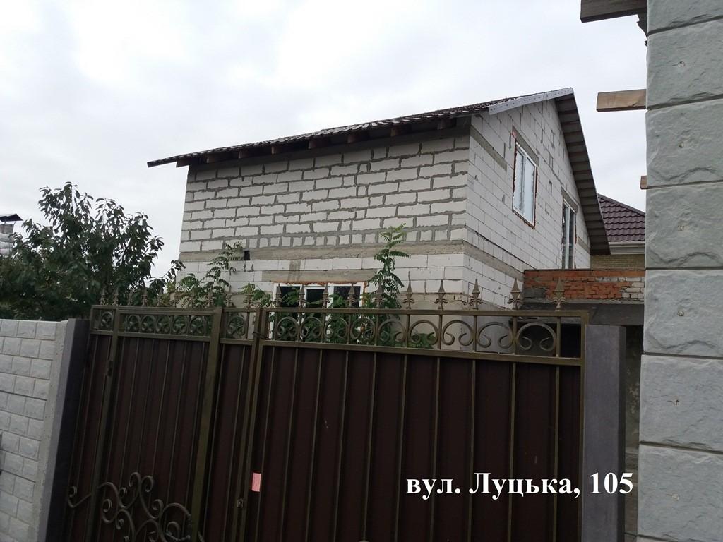 нахалстрой в Одессе, Луцкая